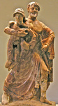 Zeus Carrying Off Ganymedes