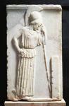The Mourning Athena