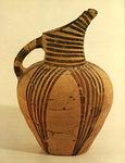 Minoan Vase in Floral Style by Lauren B. Heath