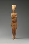 4. Marble Female Figure