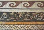 Meander Mosaic in Attalos II-Palace of Pergamon (ca. 150 BCE) by Jordan Wolfe