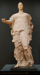 Cult Statue of Unknown Goddess