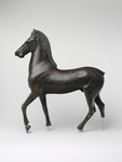 Bronze Statuette of a Horse by Catherine E. Olson