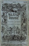 Bleak House. No. 01 by Charles Dickens and H.K. Browne