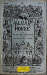 Bleak House. No. 03 by Charles Dickens and H.K. Browne