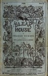 Bleak House. No. 04 by Charles Dickens and H.K. Browne