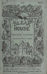 Bleak House. No. 05 by Charles Dickens and H.K. Browne