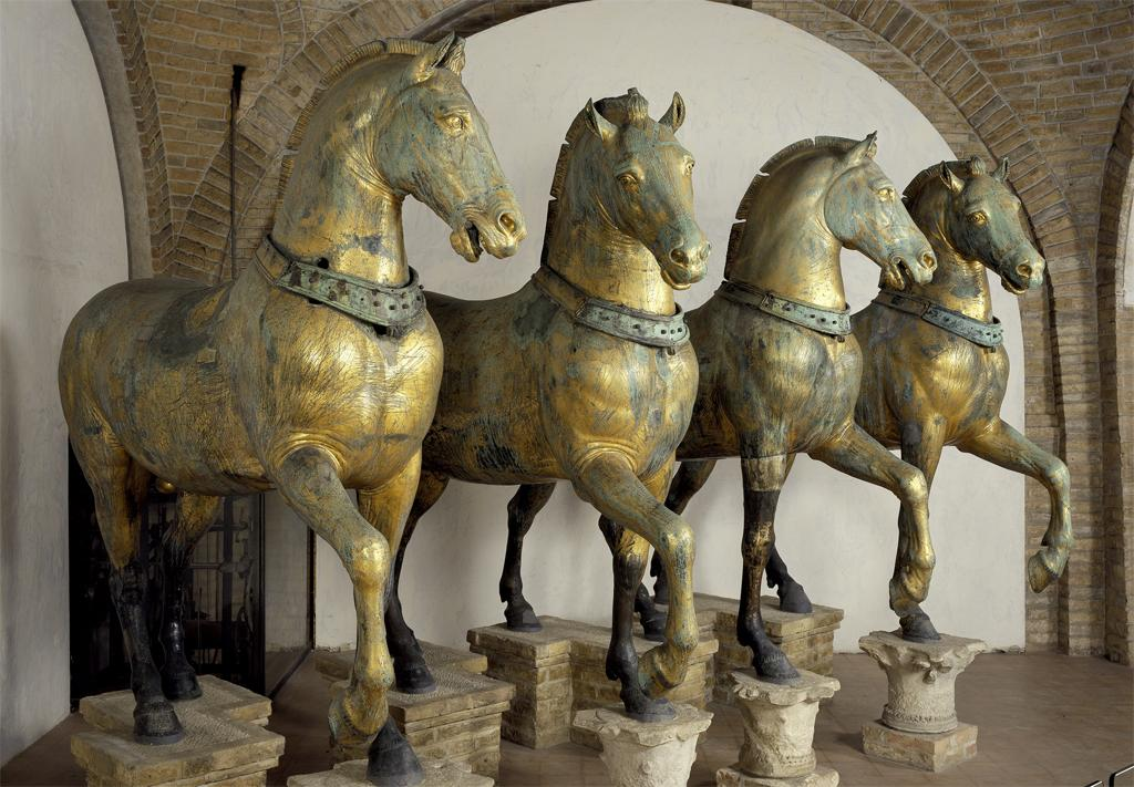Image result for basilica di san marco venice italy horses