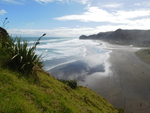 Lion Rock at Piha Beach by EDU-265: International Perspectives on Public Education