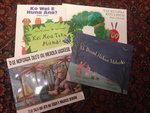 Maori translations of classic children's books by EDU-265: International Perspectives on Public Education