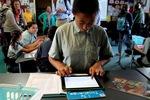 Accessing Maori literature on the iPad