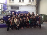 Cadbury chocolate factory tour by EDU-265: International Perspectives on Public Education