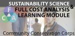 Community Conservation Corps by Shi Center for Sustainability
