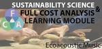 Ecoacoustics: Social Activism Through Sound