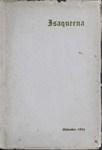 The Isaqueena - 1909, November