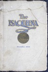 The Isaqueena - 1914, December by Annie Maude Wilbur