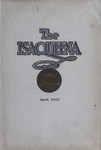 The Isaqueena - 1915, April by Janie Gilreath