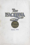 The Isaqueena - 1916, January