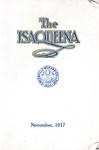 The Isaqueena - 1917, November