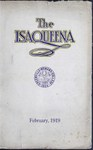 The Isaqueena - 1919, February