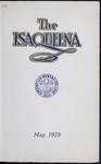 The Isaqueena - 1919, May