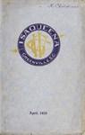 The Isaqueena - 1920, April