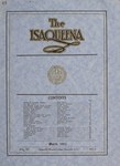 The Isaqueena - 1921, March