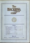 The Isaqueena - 1922, May