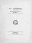 The Isaqueena - 1923, January