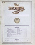 The Isaqueena - 1924, June