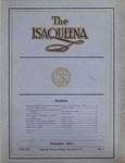 The Isaqueena - 1924, November