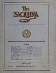 The Isaqueena - 1925, January