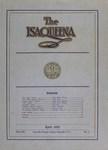 The Isaqueena - 1925, April
