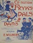 En nutida Fryks-dals-dans (Rheinländer)