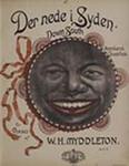 Der nede I syden by W.H. Myddleton (1873-1950)