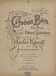 Gadens Börn (1. Visen om den onde Maler) by Charles Kjerulf (1858-1919)