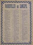 En Søndag Paa Amager by Johanne Louise Heiberg (1812-1890)