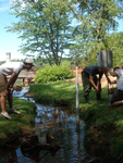 EES Watershed Hydrology class