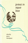 Priest in Aqua Boa by Dorothy Perry Thompson