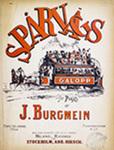 Spårvägs -- Gallop by J. Burgmein (1840-1912) and Giulio Ricordi (1840-1912)