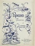Roccoco by Wilhelm Aletter (1867-1934)