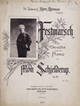 Festmarsch, Op. 30 by Mon Schjelderup (1870-1934)