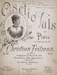 Oselio Gals, Op. 196 by Christian Teilman