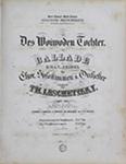 Des Woiwoden Tochter, Op. 29 by Theodor Leschetizky 1830-1915