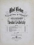 Eünf Lieder, Op. 33