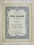 Fem Sange