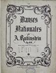 Polka (Danse Nationales, Op. 82, No. 7) by Anton Rubinstein (1829-1894)