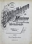 2ème Mazurka, Op. 54 by Benjamin, Godard (1849-1895)