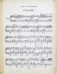 1re Valse, Op. 25 by Benjamin Godard (1849-1895)