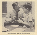 Communication between Father and Son by unknown